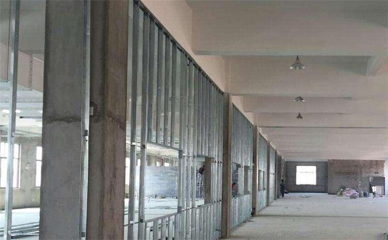 杨浦区工业厂房装修设计公司,厂房装修