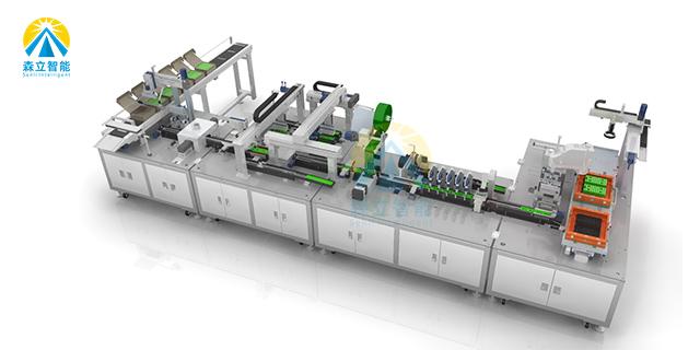 深圳新能源电池PACK生产线设备,PACK生产线