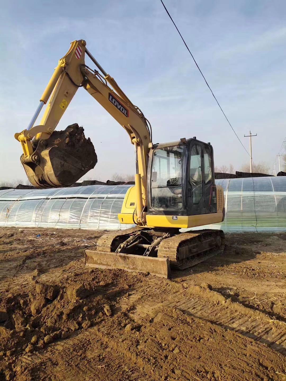 碑林區耐用性高挖掘機租賃銷售詞  陜西榮盛機械供應