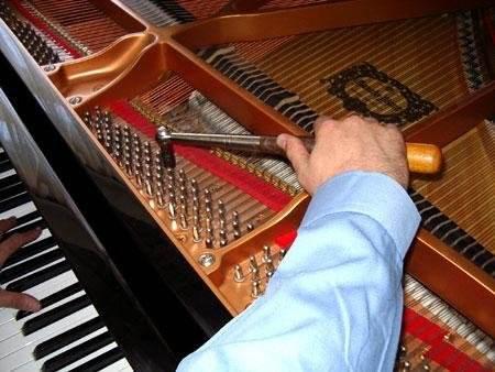 吴中老钢琴维修师 诚信服务「吴中区郭巷大山乐器店供应」