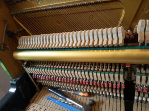 旧钢琴维修调律报价 和谐共赢「吴中区郭巷大山乐器店供应」