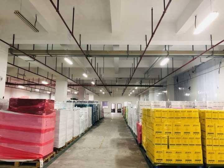 越秀区本地食品仓库专业团队 铸造辉煌 深圳市嘉禾云仓储运供应