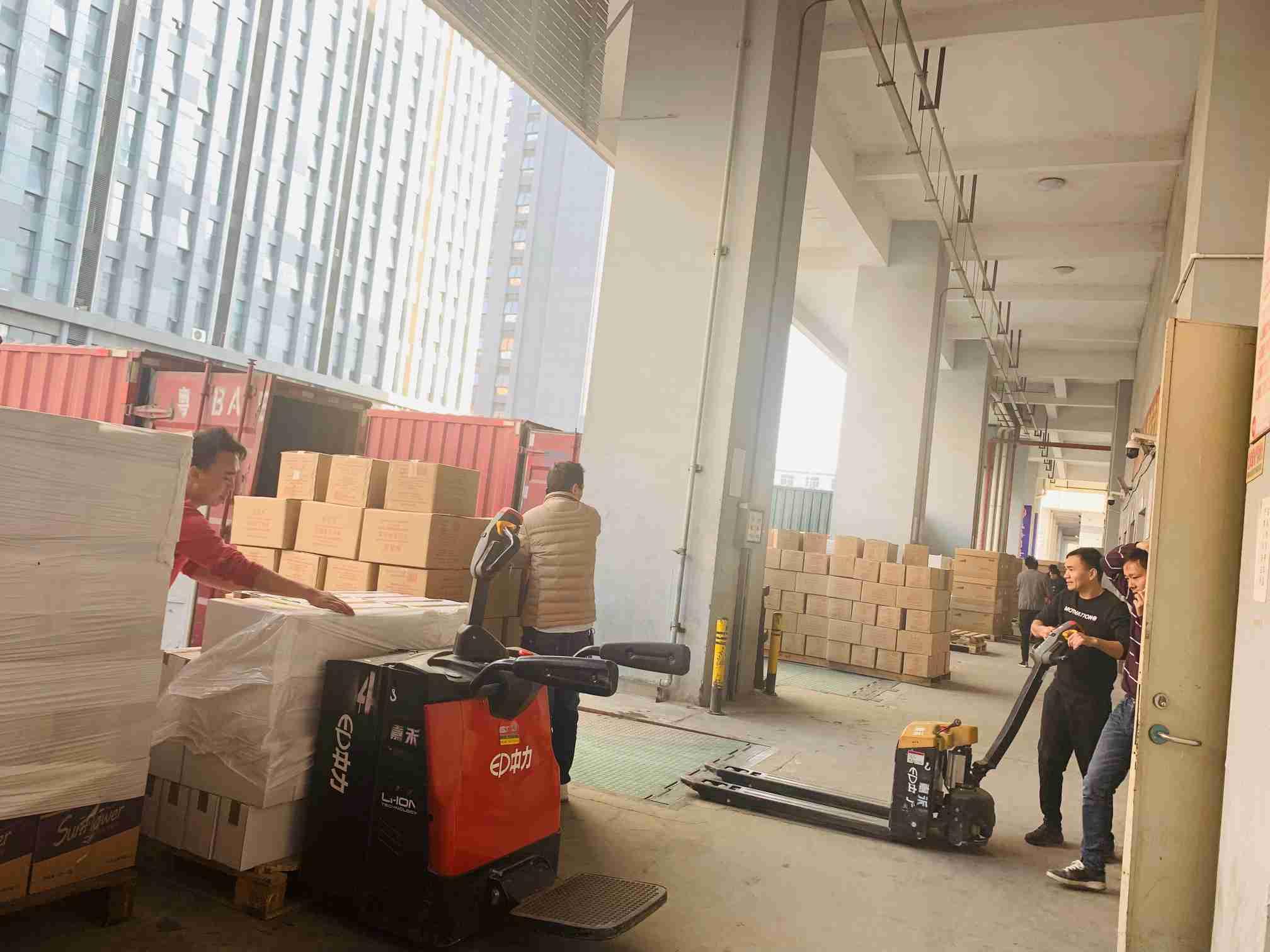 越秀區口碑好紅酒倉庫服務 和諧共贏 深圳市嘉禾云倉儲運供應