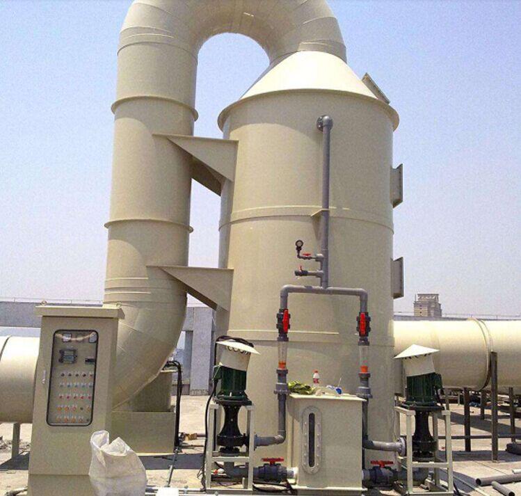 罗湖区塑胶废气处理工程设备,废气处理工程