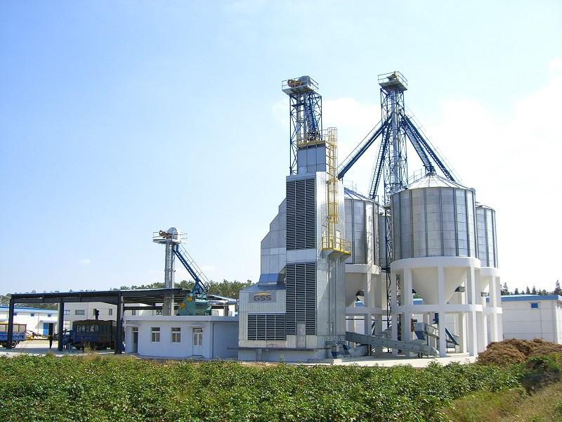 南通原装连续式稻谷干燥机高品质的选择 服务为先 苏州捷赛机械供应