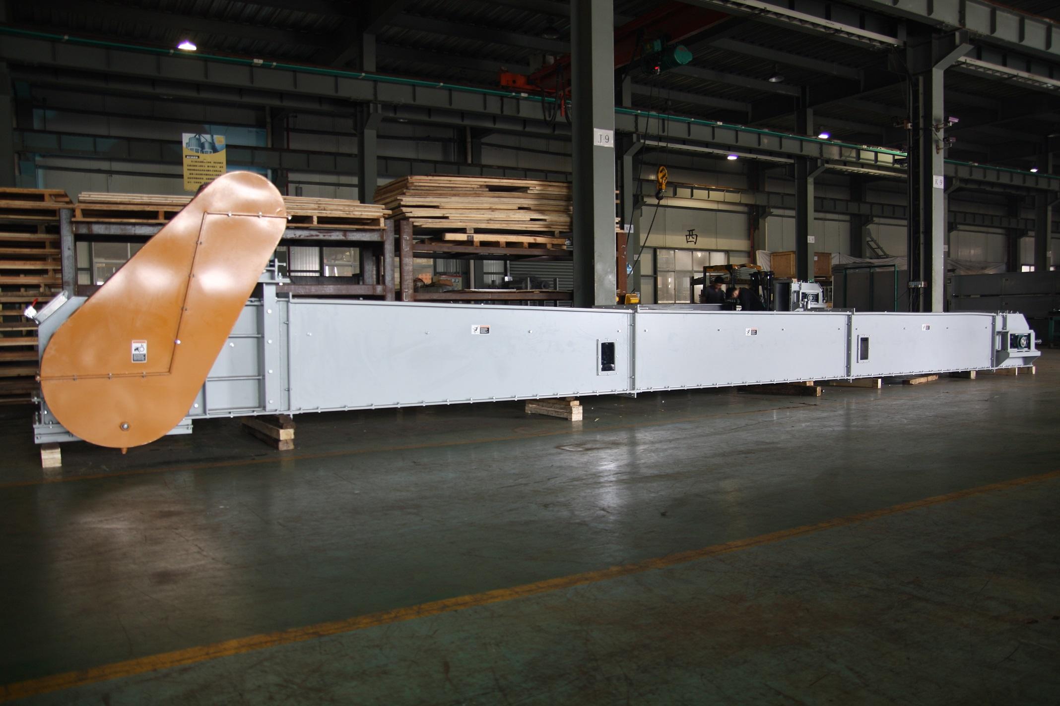 宁波优质埋刮板输送机价格 真诚推荐 苏州捷赛机械供应