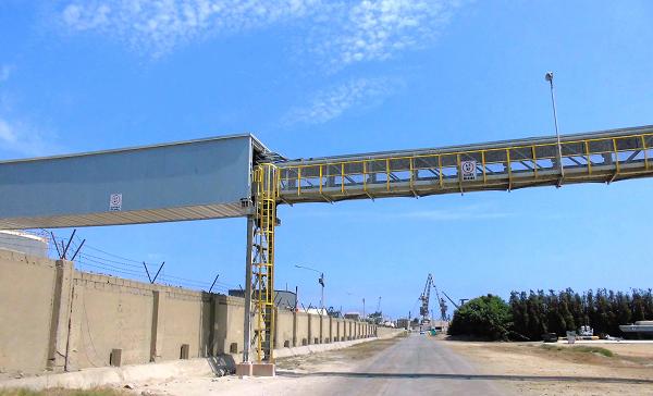 南通官方圆管带式输送机 服务至上 苏州捷赛机械供应