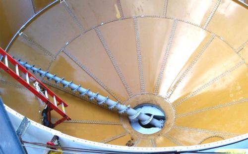 南通正宗圆管带式输送机 铸造辉煌 苏州捷赛机械供应