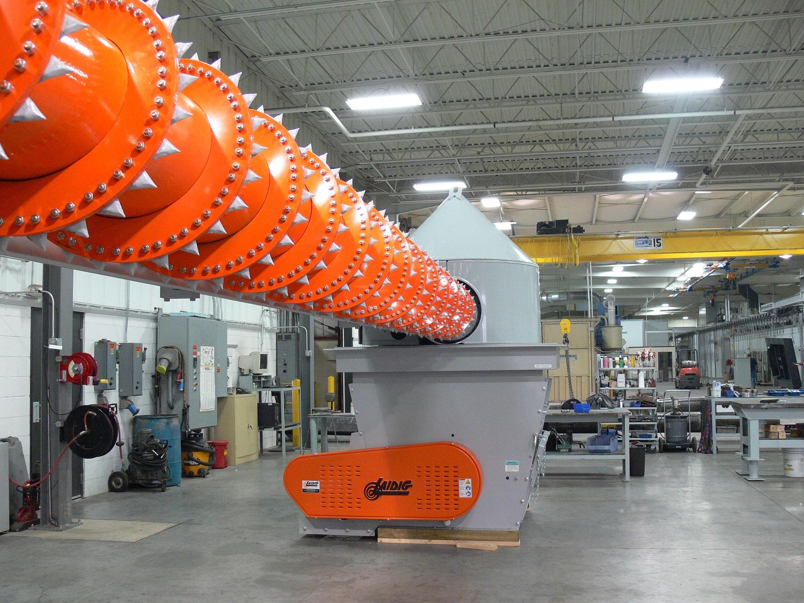 无锡高品质圆管带式输送机 诚信为本 苏州捷赛机械供应
