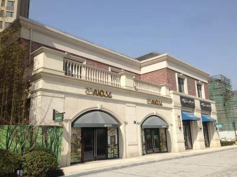 上海GRC仿古栏杆柱 欢迎咨询 苏州利维克装饰材料供应