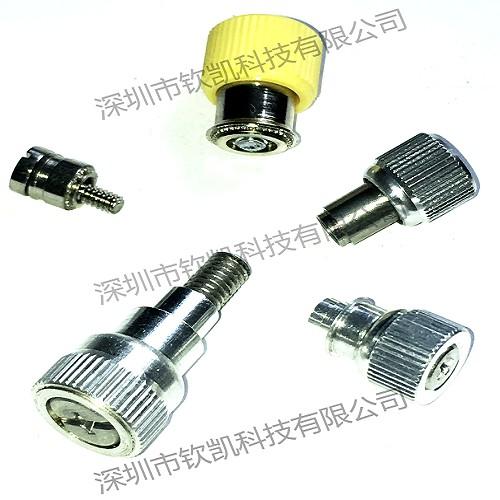 深圳台阶螺丝钉芯定制,螺丝钉芯
