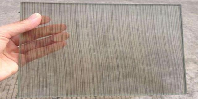 深圳市便宜夹丝玻璃厂家哪家好直销 深仁和供