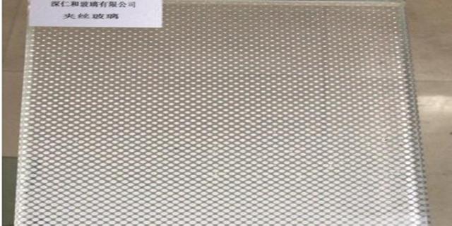 深圳市正规夹丝玻璃承诺守信厂家 深仁和供