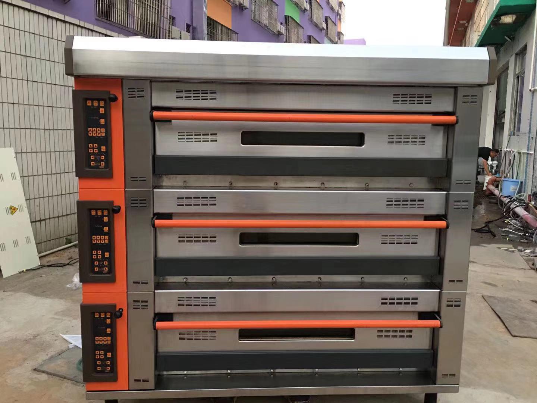 中型面包烤箱商用 创新服务「深圳市轩记机械贸易供应」