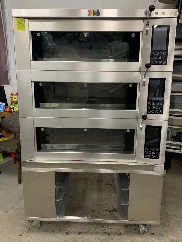 家庭式面包烤箱二手 服务为先「深圳市轩记机械贸易供应」图片