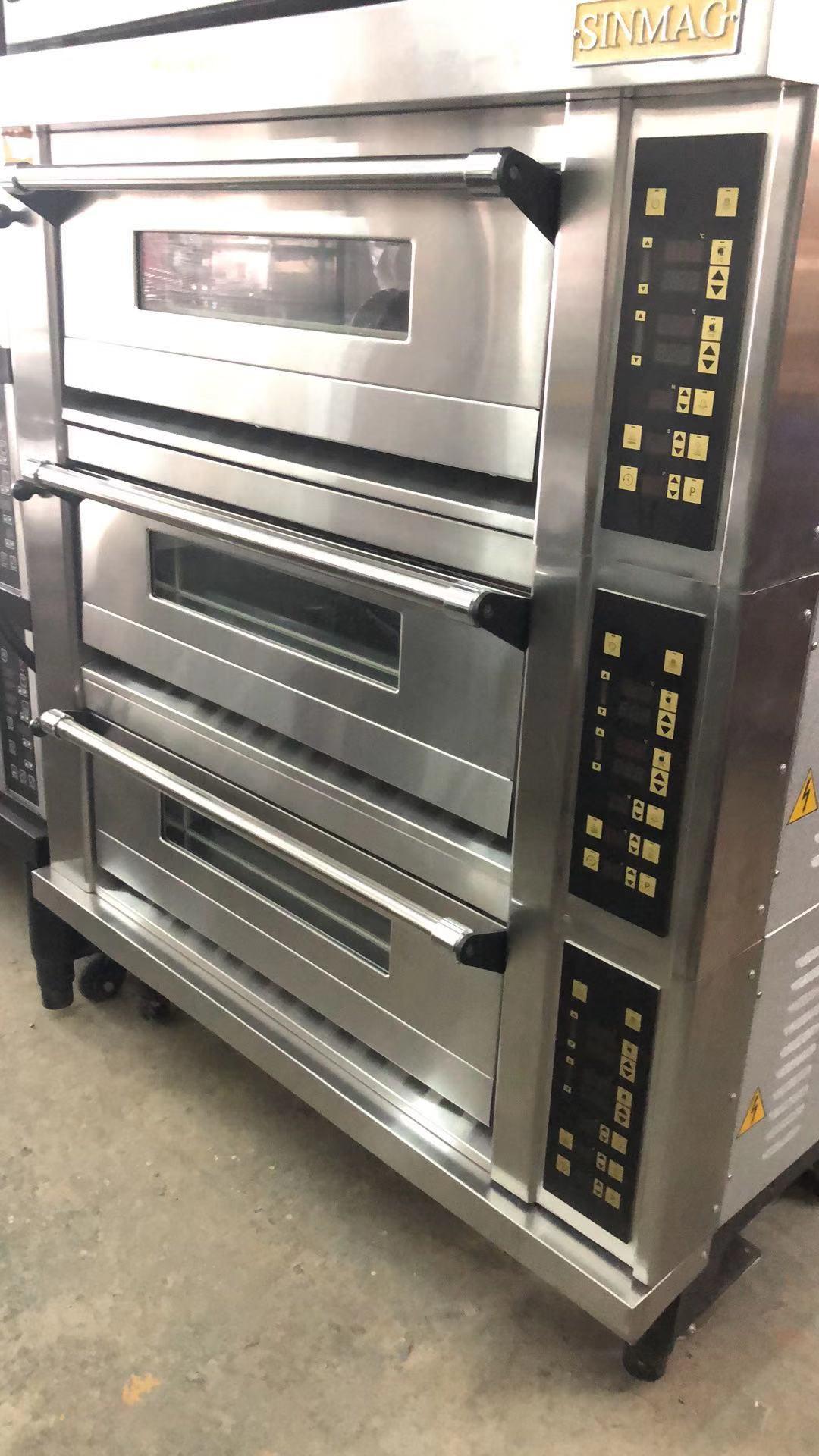 批发面包烤箱机价格 推荐咨询「深圳市轩记机械贸易供应」图片
