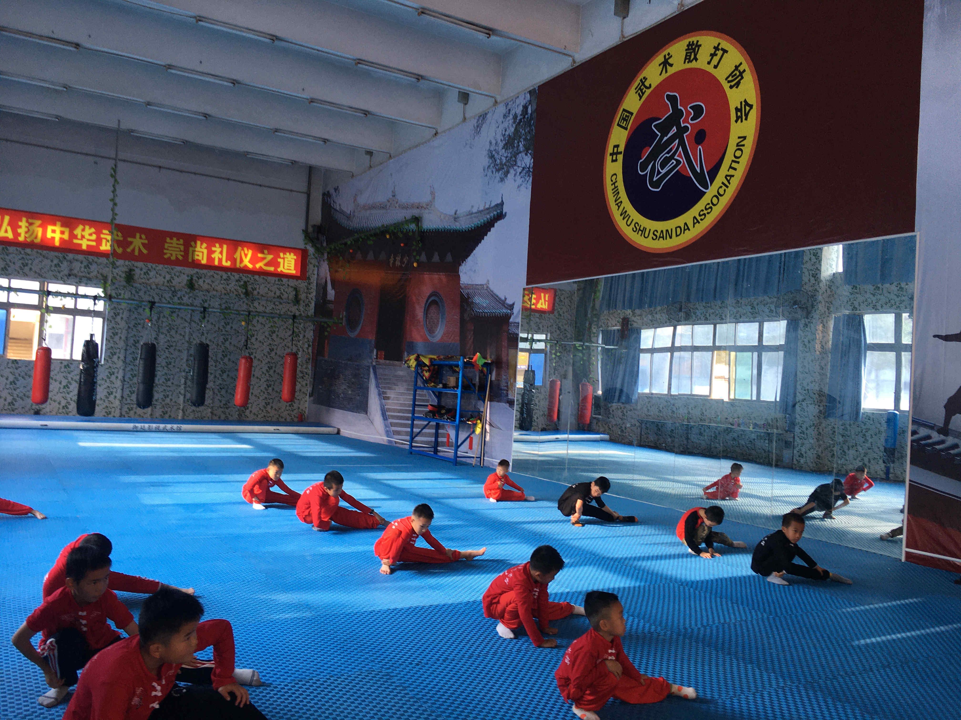 广州知名武术培训「深圳御廷影视武术培训供应」