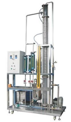 云南优良填料吸收实验装置销售厂家,填料吸收实验装置
