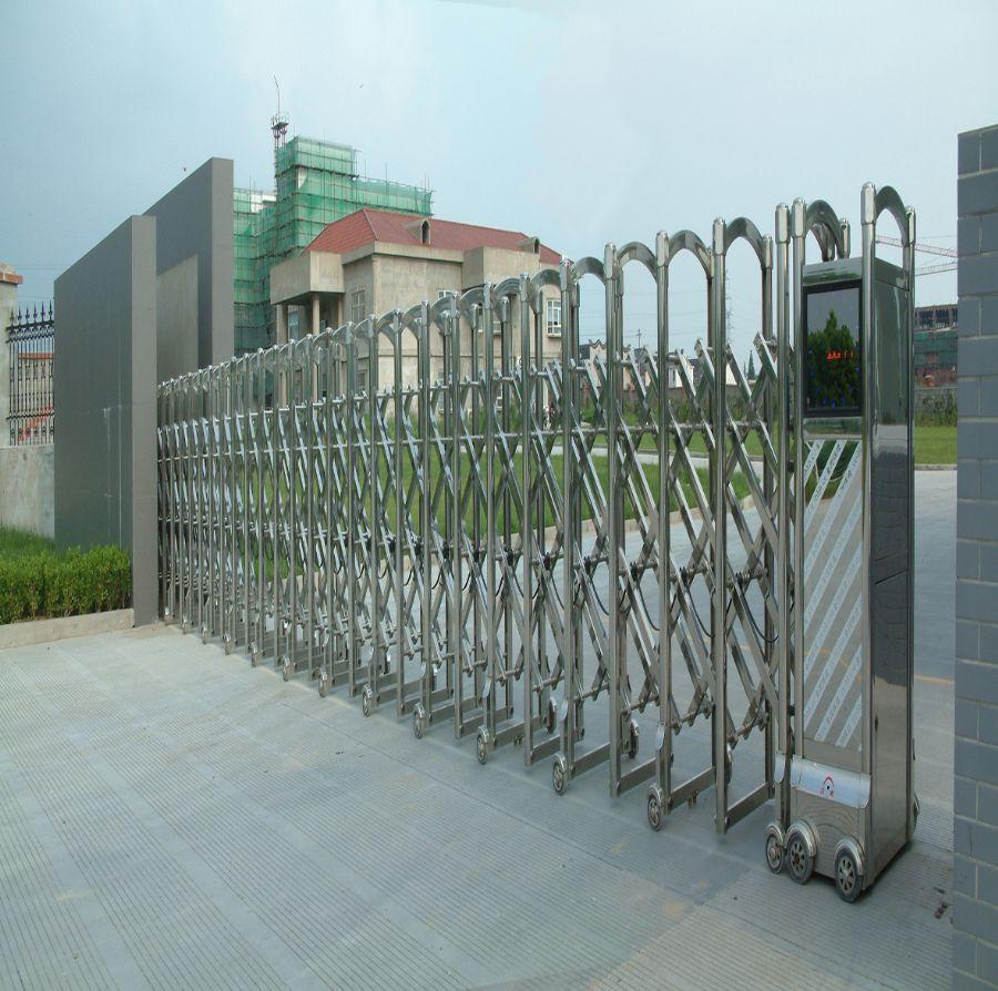吴江区电动伸缩门专业团队在线服务,电动伸缩门