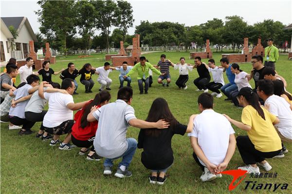 昆山正规拓展培训「苏州天涯企业管理顾问供应」