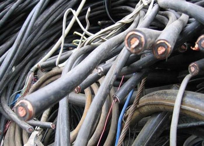 红河废电缆回收电话 服务为先「七彩废旧物资回收」