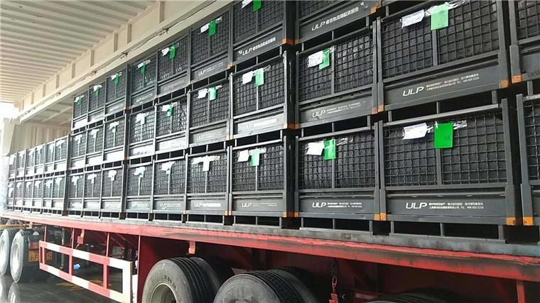 绵阳可叉车搬运的物流周转箱规格尺寸 推荐咨询「睿池供」