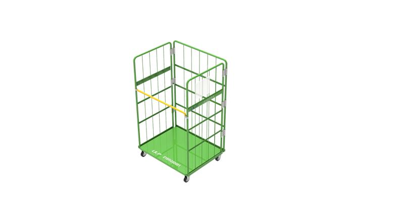 成都可循环物流周转箱出售 真诚推荐 睿池供