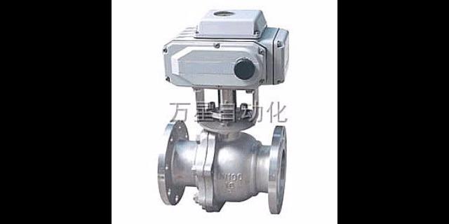 电动卫生级球阀dn125 来电咨询「上海万星自动化阀门图片