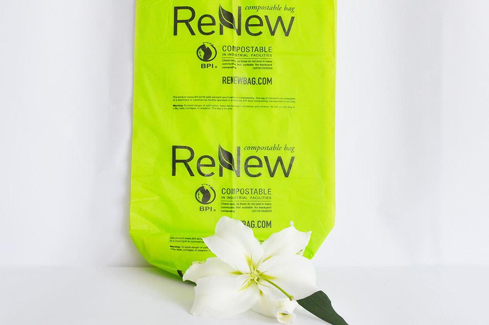 潍坊pe玉米淀粉塑料袋供应 客户至上 潍坊利富源包装制品供应