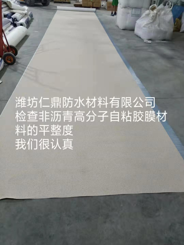 江蘇預鋪高分子自粘膠膜防水板 歡迎來電「濰坊仁鼎防水材料供應」