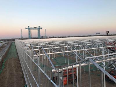 泉州阳光板温室 欢迎咨询 伟铭阳光温室工程供应