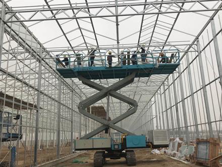 福建pc板温室安装 诚信为本 伟铭阳光温室工程供应