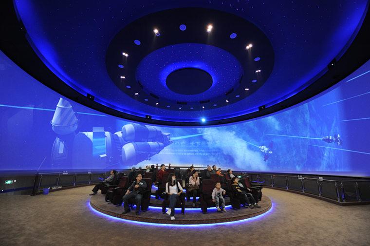山東通用環幕影院多重優惠 創造輝煌 未石互動科技供應