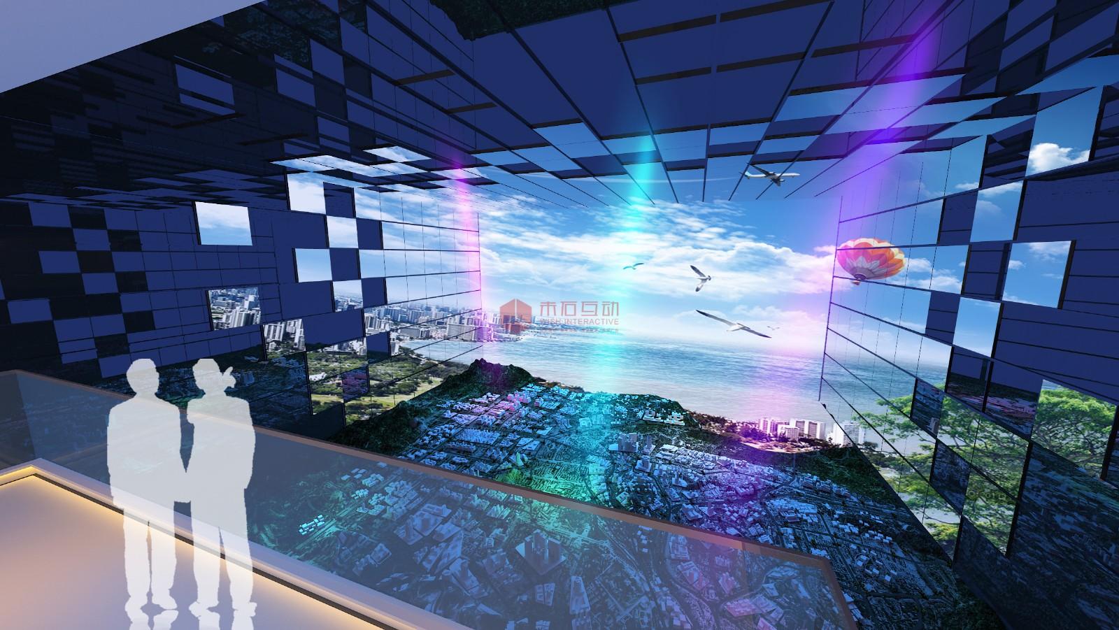 云南优良城市展览馆优质商家 创造辉煌 未石互动科技供应