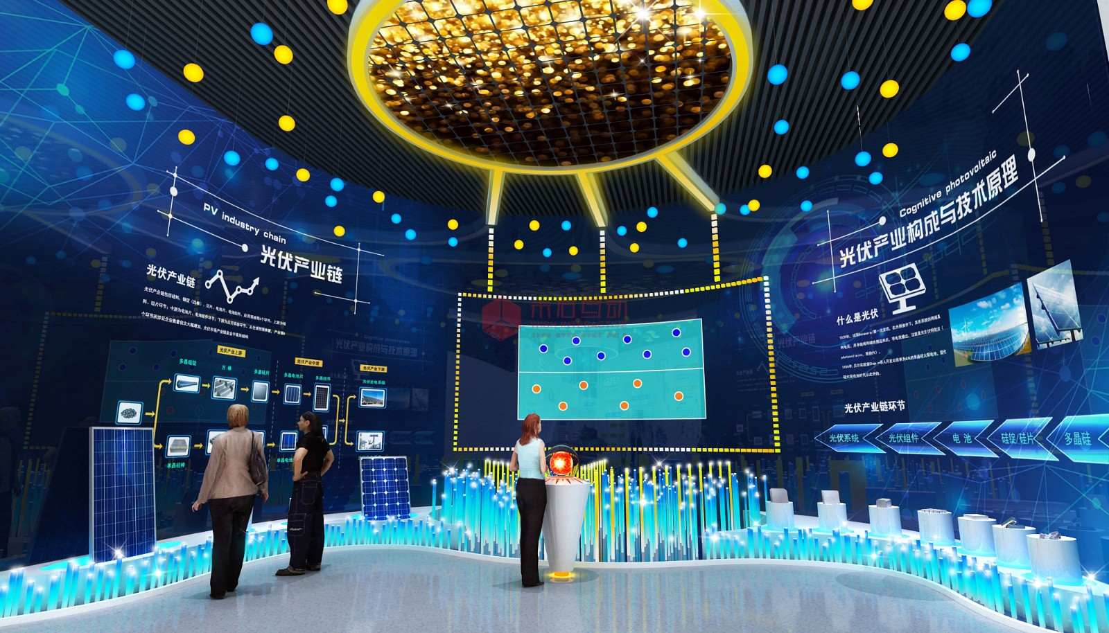 陕西知名科技馆点击了解更多 抱诚守真 未石互动科技供应
