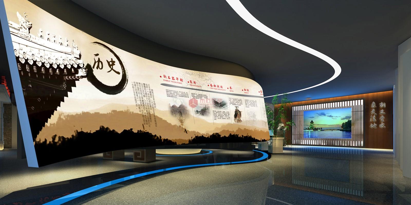 江苏正规博物馆服务介绍 铸造辉煌 未石互动科技供应