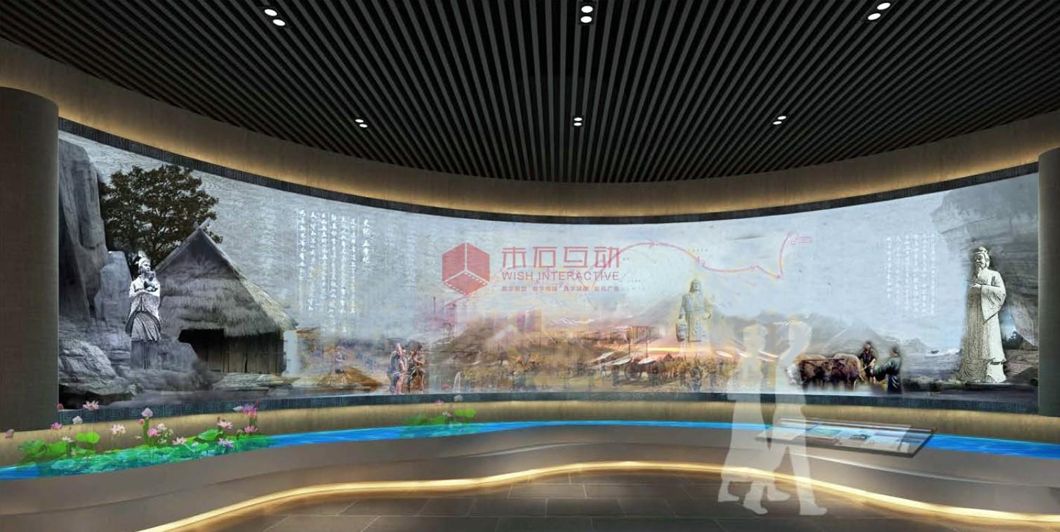 海南知名文化馆承诺守信 和谐共赢 未石互动科技供应