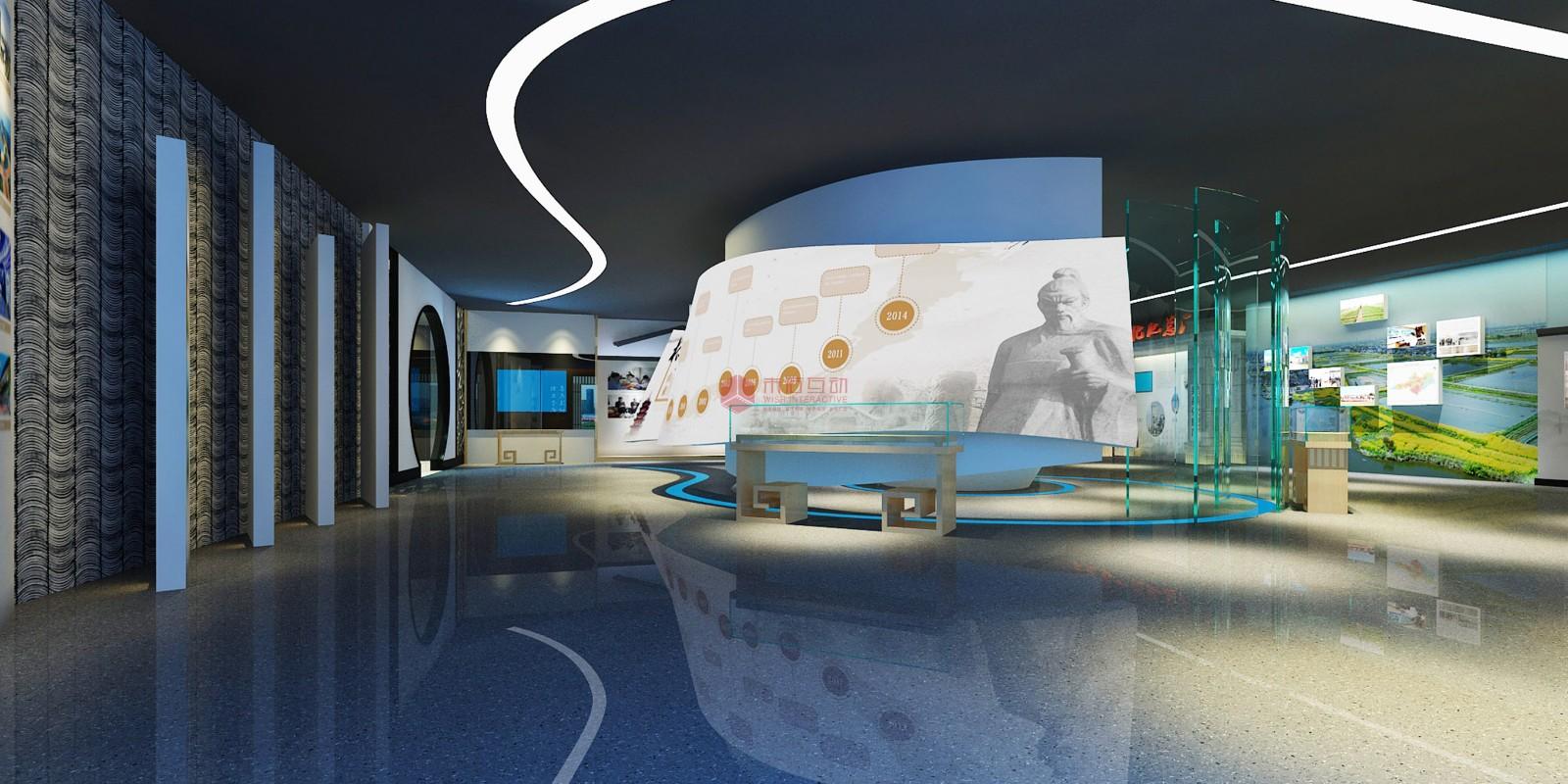 安徽智能文化馆服务为先 服务为先 未石互动科技供应