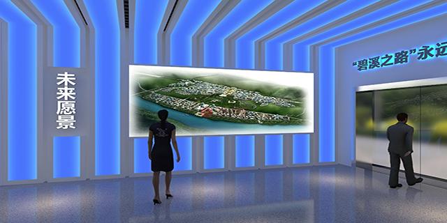 安徽知名城市展览馆高品质的选择 诚信为本 未石互动科技供应