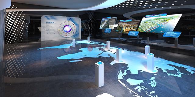浙江口碑好城市展览馆常用解决方案 服务至上 未石互动科技供应