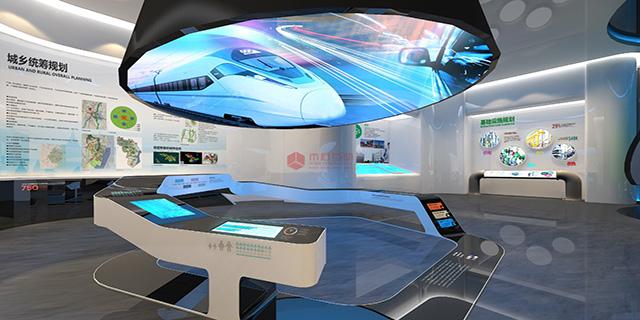 江苏专用城市展览馆哪家好 创新服务 未石互动科技供应