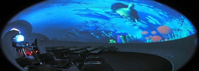 自动环幕影院的用途和特点,环幕影院