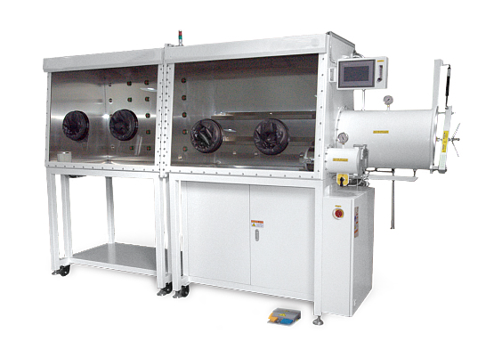 上海单面双工位实验室手套箱找哪家 铸造辉煌 武汉格瑞斯新能源供应