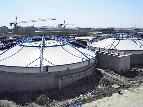 恩施市怎么选购污水池膜结构厂家,污水池膜结构