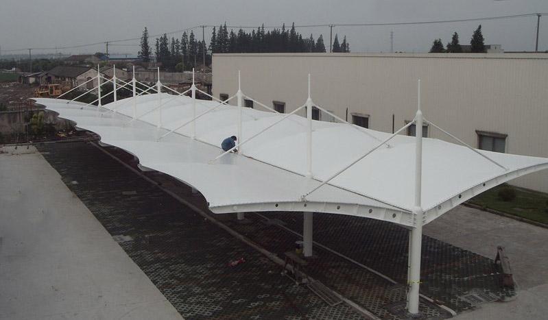 潜江顶棚膜结构公司联系方式 服务为先 武汉万年鸿工程供应