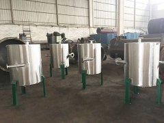 连云港螺旋板换热器标准 和谐共赢「 无锡市蓝照化工供应」
