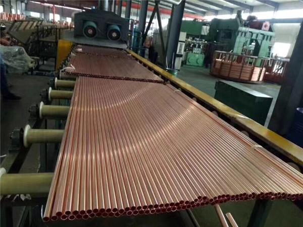厦门高精密毛细紫铜管高性价比的选择 诚信互利 无锡博纳斯特钢供应
