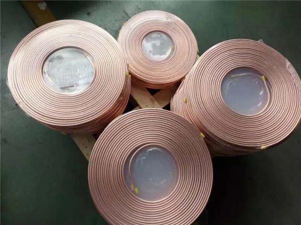 南開區超薄壁毛細紫銅管全國發貨 抱誠守真 無錫博納斯特鋼供應