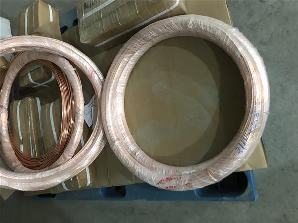 无锡优质毛细紫铜管批发价格 贴心服务 无锡博纳斯特钢供应