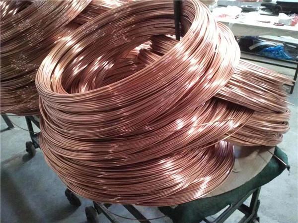 芜湖精密仪器毛细紫铜管点击了解更多 创新服务 无锡博纳斯特钢供应